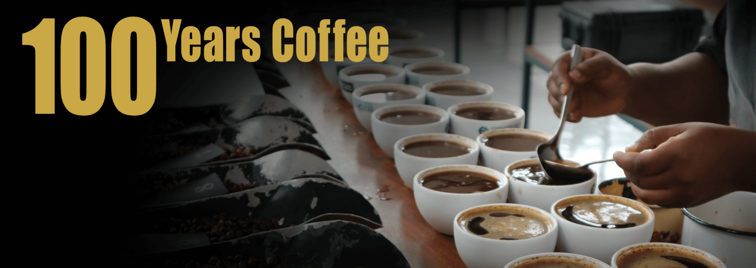 100 years coffee